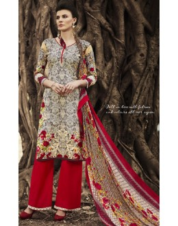 Party Wear Multicolour Palazzo Suit - 71507