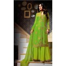 Eid Special Green  Palazzo suit -2344