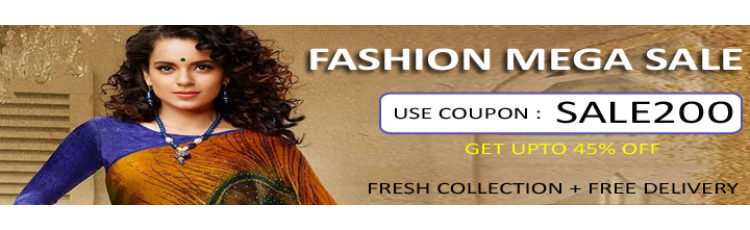 Fashion Mega Sale