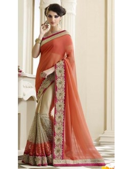 Bollywood Replica -  Designer Multicolour Saree - 3003