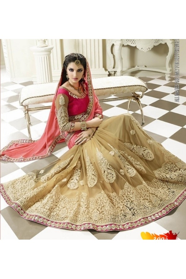 Bollywood Replica -  Designer Multicolour Saree - 3004