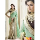 Bollywood Replica -  Designer Multicolour Saree - 3005