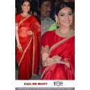 Bollywood Replica - Kajal Agarwal In Beautiful Red Saree - BT-139