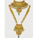 Polki Bridal Necklace Sets - 70246 (SD-12)