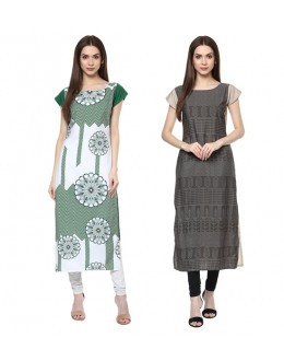 Festival Wear Readymade Kurti Combo Pack Of 2 - 50334-50333