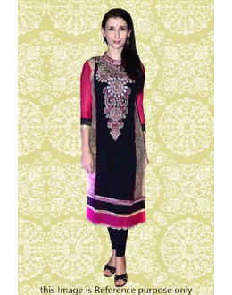 Bollywood Replica - Festival Wear Multicolour Salwar Suit - 70885