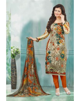 Ayesha Takia In Multi-Colour Salwar Suit  - 71163