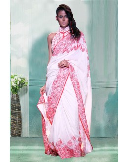 Bollywood Inspired - Party Wear Georgette Saree  - 80753