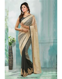 Bollywood Inspired - Party Wear Georgette Saree  - 80774