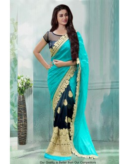 Bollywood Inspired - Party Wear Georgette Saree  - 80777