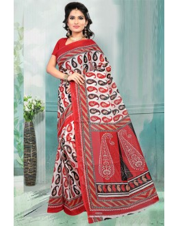 Ethnic Wear Multi-Colour Dora Kota Saree - 81232