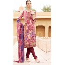 Office Wear Maroon Crepe Salwar Suit  - FA395-7011