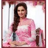 Casual Wear Pink & White Salwar Suit - FD169-09