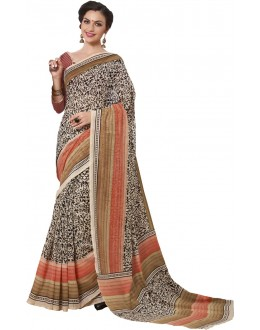 Casual Wear Multicolour Cotton Silk Saree  - RKVI4010