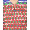 Designer Multi Purple colour  Causal  Wear Kurti - KRT6013 - Mlti-Prpl ( KHG-Kurti-1 )