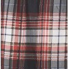 Western Wear Multi-colour Poly crepe Casual Long skirt -SKT9003 - Rd ( KHG-Skirt )