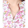 Designer Pink Colour Printed Western Wear Shirt - SHT8001 - Pnk (KHG-Top101)