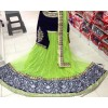 Bollywood Replica - Party Wear Green Anarkali Suit   - 1112-B