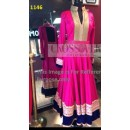 Bollywood Replica - Traditional Pink Anarkali Suit   - 1146