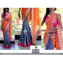 Bollywood Replica - Wedding Wear Multi-Colour Saree - NX-86