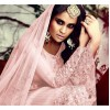 Casual Wear Georgette Light Pink Salwar Kameez - 4003-B