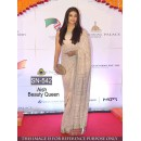 Bollywood Replica - Aishwarya Rai In Designer Cream Saree - SN-542