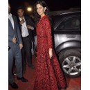 Bollywood Replica - Katrina Kaif Designer Heavy Embroidered Gown - Df-72