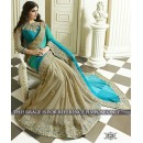 Bollywood Replica -  Designer Multicolour Saree - 1520