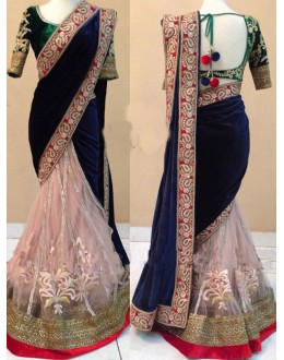 Bollywood Replica - Designer Multicolour Saree - KT-3020
