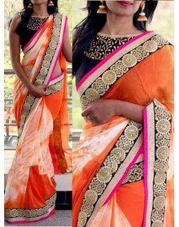 Bollywood Replica - Designer Multicolour Saree - KT-3022