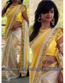 Bollywood Replica - Designer Multicolour Saree - KT-3024