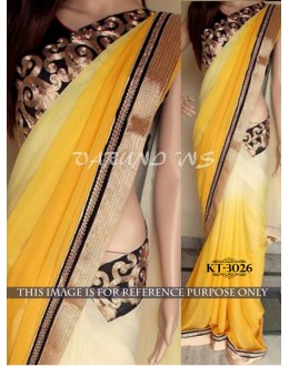 Bollywood Replica - Designer Multicolour Saree - KT-3026