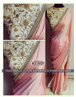 Bollywood Replica - Designer Multicolour Saree - KT-3027