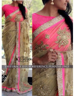 Bollywood Replica - Designer Multicolour Saree - KT-3030