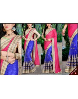 Bollywood Replica - Designer Multicolour Saree - KT-3039-B