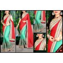 Bollywood Replica - Designer Multicolour Saree - KT-3039-D