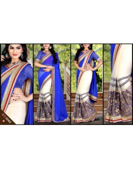 Bollywood Replica - Designer Multicolour Saree - KT-3043-B