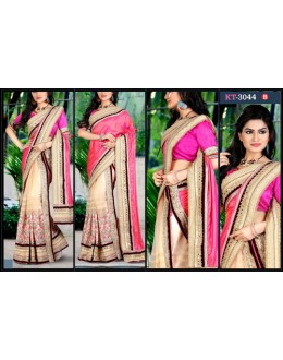 Bollywood Replica - Designer Multicolour Saree - KT-3044-B