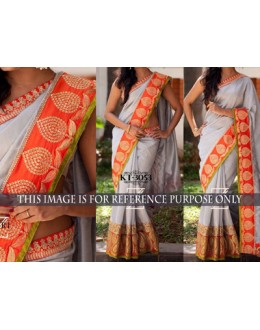 Bollywood Replica - Designer Multicolour Saree - KT-3053