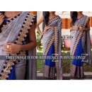 Bollywood Replica - Designer Multicolour Saree - KT-3054