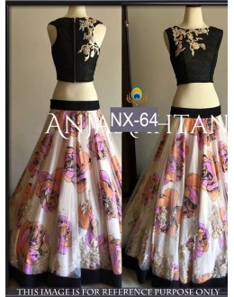 Bollywood Replica - Party Wear Multi-Colour Lehenga Choli - NX-64