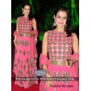 Bollywood Replica - Amisha Patel Designer Pink Anarkali Suit - 1055