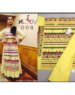 Bollywood Replica - Rakul Preet In Designer Yellow Lehenga Suit - Classic004