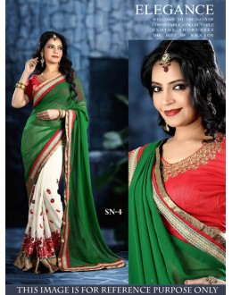 Bollywood Replica - Designer Multi-Colour Saree - SN-4