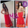 Bollywood Replica - Deepika Padukone Rasbari Anarkali In Comedy Nights With Kapil  - OM-1006