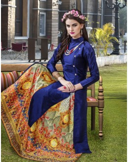 Ethnic Wear Readymade Kurti With Skirt - 16259