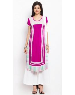 Festival Wear Readymade Pink Salwar Suit  - 20930