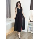 Fancy Readymade Black Western Wear Dress - 1021009