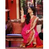 Bollywood Replica - Sonam Kapoor in Pink Saree at Comedy Nights with Kapil - 384 (OM-VOL-12)