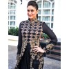 Bollywood Replica - Kareena Kapoor in Anamika Khanna Black and Gold Outfit With Back Embroidery- 081 (SIA)
